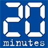 Logo 20minutes sport
